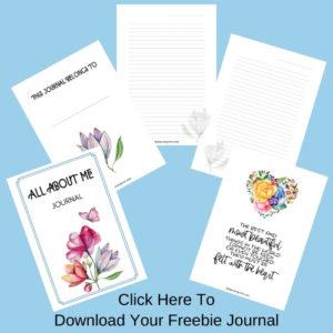 Freebie Download Journal