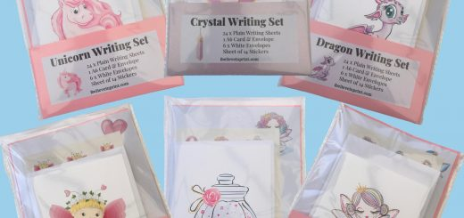 Magical Writing Sets