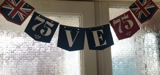 VE Day Bunting